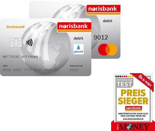 Girokonto norisbank