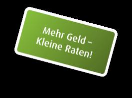 norisbank Kredit: Mehr Geld - kleine Raten!
