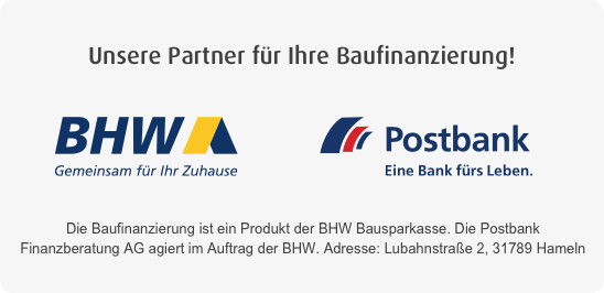 Unsere Partner der Baufinanzierung