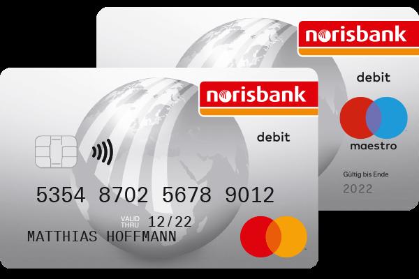 Mastercard Direkt Maestrocard