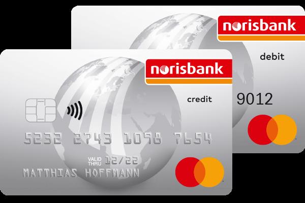 Mastercard Kreditkarte norisbank