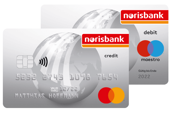 Mastercard Kreditkarte Maestrocard
