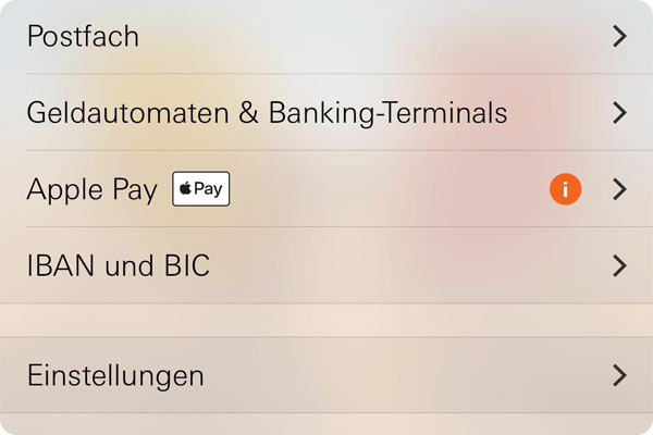 App Apple Pay