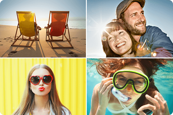 App individualisierte Hintergrundbilder