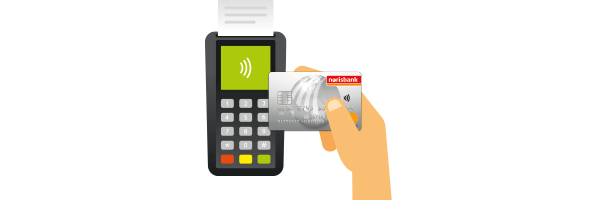 Digitale Services - Kontaktloses Bezahlen