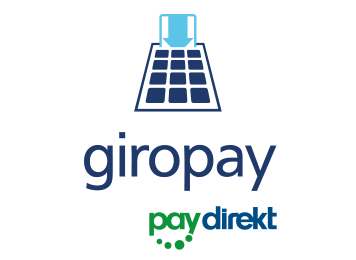 giropay logo aus paydirekt wird giropay