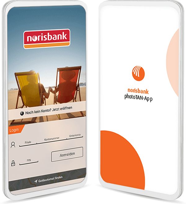 App photoTAN norisbank