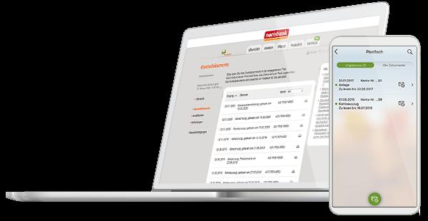 Mit dem norisbank Online-Postfach bestens informiert