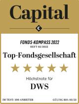Siegel Capital: DWS Top-Fondsgesellschaft