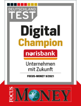 Siegel Focus Money - Digital Champion