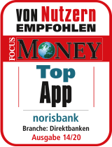 "Siegel Focus Money ""Top App"""