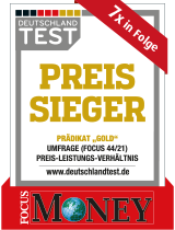 "Siegel Focus Money ""Preissieger"""