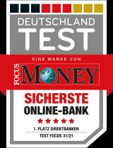 FOCUS-MONEY: norisbank Sicherste Online-Bank