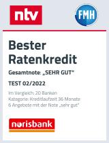 Siegel: ntv: Beste Ratenkredite