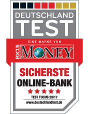 Focus Money Sicherste Online-Bank