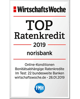 Top Ratenkredit
